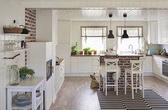 La maison rustique de Gina en Norvège - PLANETE DECO a homes world