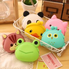 Animals Girls Silicone small mini Coin Bag mini Coin Purse change wallet purse women key wallet coin Wallet Children Kids Gifts #electronicsprojects #electronicsdiy #electronicsgadgets #electronicsdisplay #electronicscircuit #electronicsengineering #electronicsdesign #electronicsorganization #electronicsworkbench #electronicsfor men #electronicshacks #electronicaelectronics #electronicsworkshop #appleelectronics #coolelectronics