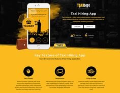 """Check out new work on my @Behance portfolio: """"Taxi Hiring App Portfolio Web Page"""" http://be.net/gallery/58411917/Taxi-Hiring-App-Portfolio-Web-Page"""