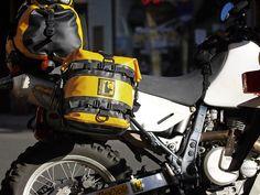 Wolfman Expedition Dry Saddle Bag