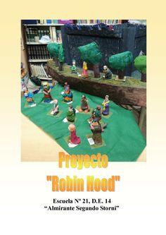 Diccionario de personajes de Robin Hood