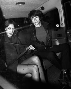 Alexa Chung & Alex Turner