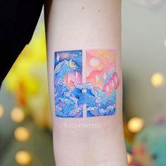 Board by maria_eduarda_junges – 14 pins One Word Tattoos, Mini Tattoos, Cute Tattoos, Beautiful Tattoos, Body Art Tattoos, Small Tattoos, Tatoos, Glyph Tattoo, Kawaii Tattoo