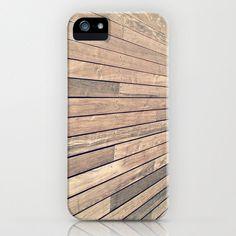 Wood iPhone Case by WayfarerPrints, $30.00