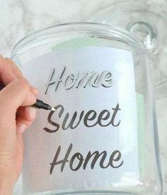 Easy DIY Housewarming Gift