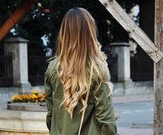 hair | ombre
