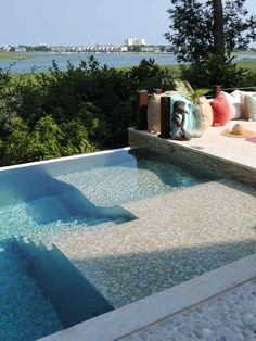 Spaces Pool In Small Yard Design, Pictures, Remodel, Decor and Ideas - page 28