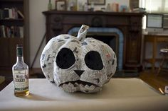 This article is a must read for the craft lovers so don't miss it out. Halloween is just knocking at the door as we have just some days left for it. The countdown has already begun but the thing is that you will have to come up with some amazing decoration sin your home. So...