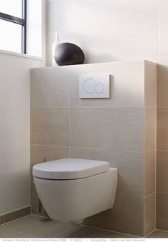 Fliesen / Badezimmer von Heleen Rombout interieurarchitect BNI