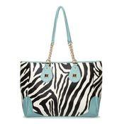 Zebra Teal(:♥