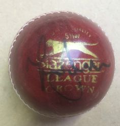 Mitchell Johnson Signed Australia Cricket Ball