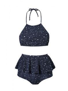 Bikini top alto constelaciones de #Verdelimon disponible en www.styleto.co