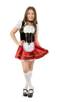 hollween costumes for preteens  | Preteen German Oktoberfest Heidi Beer Girls Costume | eBay