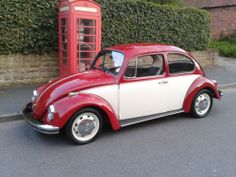 eBay watch: Fully-restored 1960s VW Beetle 1500 car
