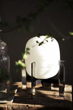 Santa & Cole Cestita Metalica Table Lamp