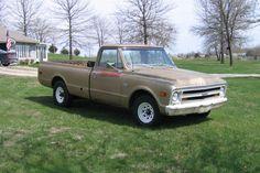1968 C20 Chevy Truck
