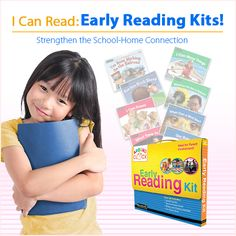 Early Reading Kits to make those transitions between home and classroom smooth: http://buff.ly/1C5quTf