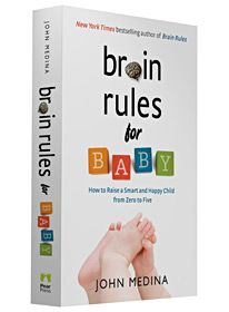 Brain Rules for Baby is a fantastic book about the real brain science vs. the myths.