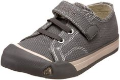 KEEN Coronado Canvas Lace-Up With Velcro (Toddler/Little Kid)