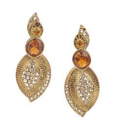 #Indian# Bollywood Fashion Women Wear Ethnic Designer Dangle Earrings Set #VGJewel #DropDangle