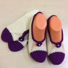 My Crochet Dream Crochet Socks Pattern, Free Crochet Bag, Crochet Shoes, Crochet Slippers, Baby Knitting Patterns, Crochet Clothes, Knit Crochet, Crochet Patterns, Boot Cuffs