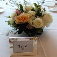 Romantic centerpiece Wilmette Florist | Flower Delivery by Flowers by Geo