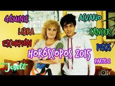 parte 2 Horóscopos 2015 - Kala ft Joselo show - el show de Joselo - parte 2
