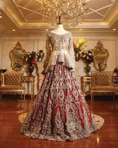 For more information 03003997711 We can Customize any outfit the way you want including Color Size Embroidery. Pakistani Bridal Dresses Online, Asian Wedding Dress Pakistani, Asian Bridal Dresses, Red Wedding Dresses, Pakistani Outfits, Bridal Outfits, Wedding Gowns, Walima Dress, Shadi Dresses