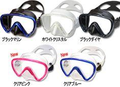 AQROS Diving and Snorkeling | Rakuten Global Market: Dive light equipment set 2 HeleiWaho×AQUALUNG mask & snorkel set diving equipment light aircraft diving equipment light equipment
