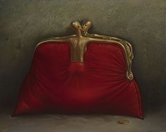 70 amazing paintings by the surrealist artist Vladimir Kush who also being called Russian Salvador Dali Vladimir Kush, Salvador Dali, Surrealism Painting, Pop Surrealism, Painting Art, Oil Paintings, Jim Warren, Magic Realism, Red Purses