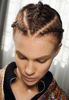trenzas para cabello largo - Google Search