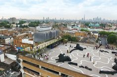 Image 1 of 20 from gallery of The Peckham Observatory / Cooke Fawcett. Photograph by Peter Landers Photography