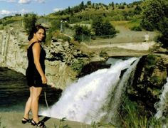 This photo from the TrekLens travel gallery is titled 'Lady of the Fall Photo'. Fall Photos, Waterfall, Portraits, Lady, Outdoor, Outdoors, Head Shots, Waterfalls, Outdoor Games