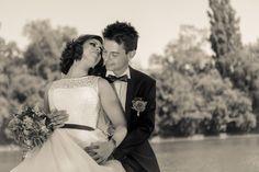 Fotografia de portret la nunta. Fotograf nunta Bucuresti, servicii foto-video nunta, botez, evenimente, cu un raport calitate pret excelent.