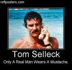 Tom Selleck :)