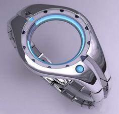 Tokyoflash Futuristic Watches Design