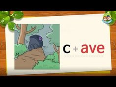 Phonics Step 3 | Long Vowels | Lesson 2 long a (_ace, _ase, _age, _ave) - YouTube