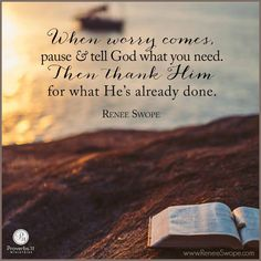 3 Steps to Get God's Peace {Printable & GiveAway} | Renee Swope