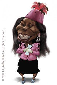 Whoopi Goldberg as Oda Mae Brown