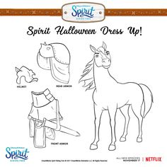 Spirit Is Ready To Gallop Into Halloween PALs