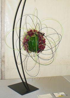 flowershow van    Beverly Stevenson