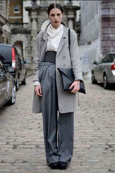 #streetstyle #gray