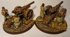19th Siege-Reg. PaK-38 Anti-Tank Field-gun Teams.