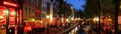 Red Light District - De Wallen, Amsterdam