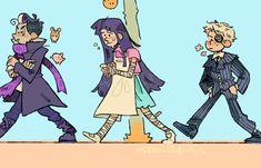 Danganronpa Funny, Danganronpa Characters, Pretty Art, Cute Art, Gundham Tanaka, Nagito Komaeda, Fandoms, Pokemon, Memes