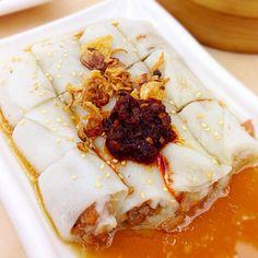レシピとお料理がひらめくSnapDish - 2件のもぐもぐ - Dim Sum - char siew rice rolls by coxiella24