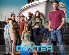 Favorite TV Series-Dexter