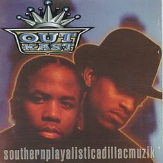 Album- Southernplayalisticadillacmuzik  Artist- OutKast Released- April 26, 1994 Label- LaFace Records.