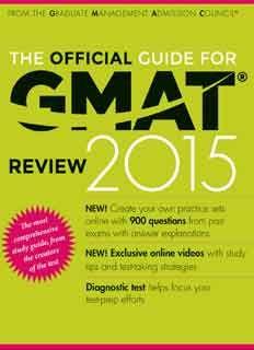 Download gmat prep ebook