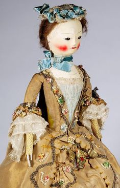 Fashion doll with accessories | V&A Search the Collections
